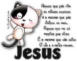 Só Jesus...