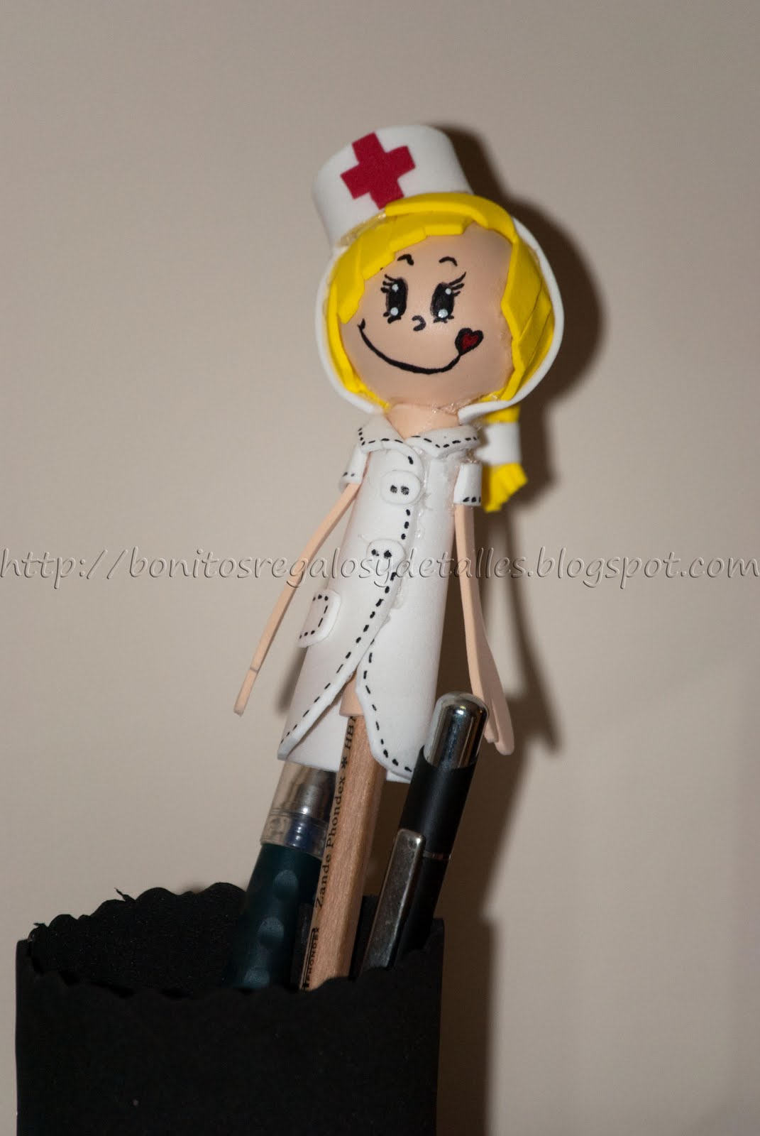 Bonitos regalos y detalles enfermera - Regalos para enfermeras ...
