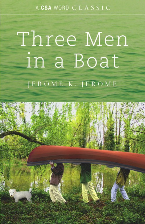 three men in boat