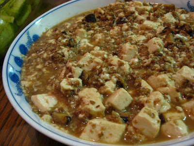Ma-Po Tofu (麻婆豆腐)
