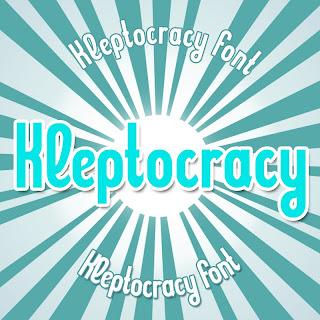 http://efeitophotoshop.blogspot.com/2009/12/kleptocracy-font.html