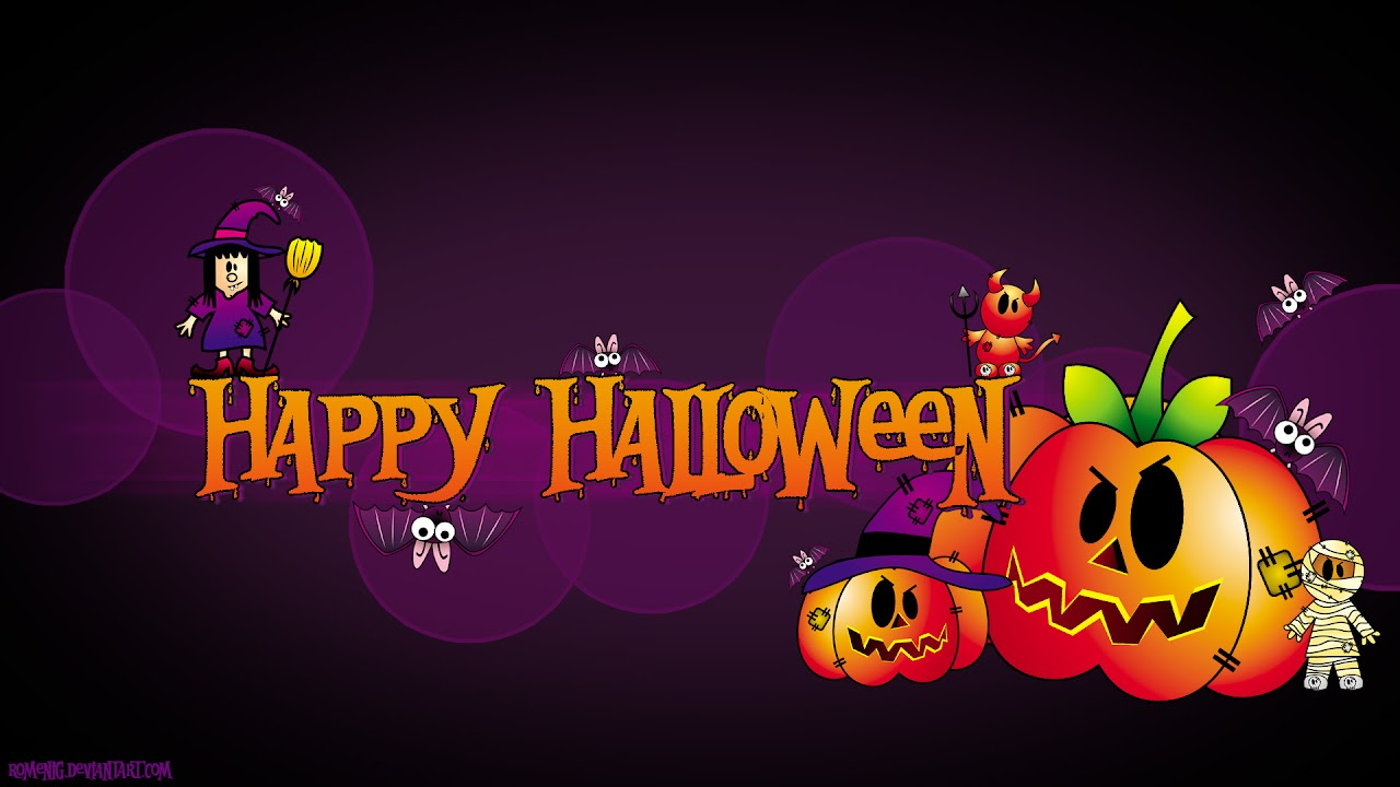happy halloween background - photo #6