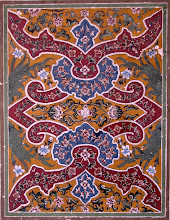 Tile Art of the Wazir Khan Mosque
