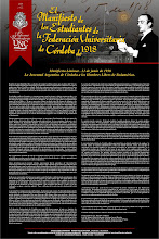 Manifiesto de Córdoba 1918