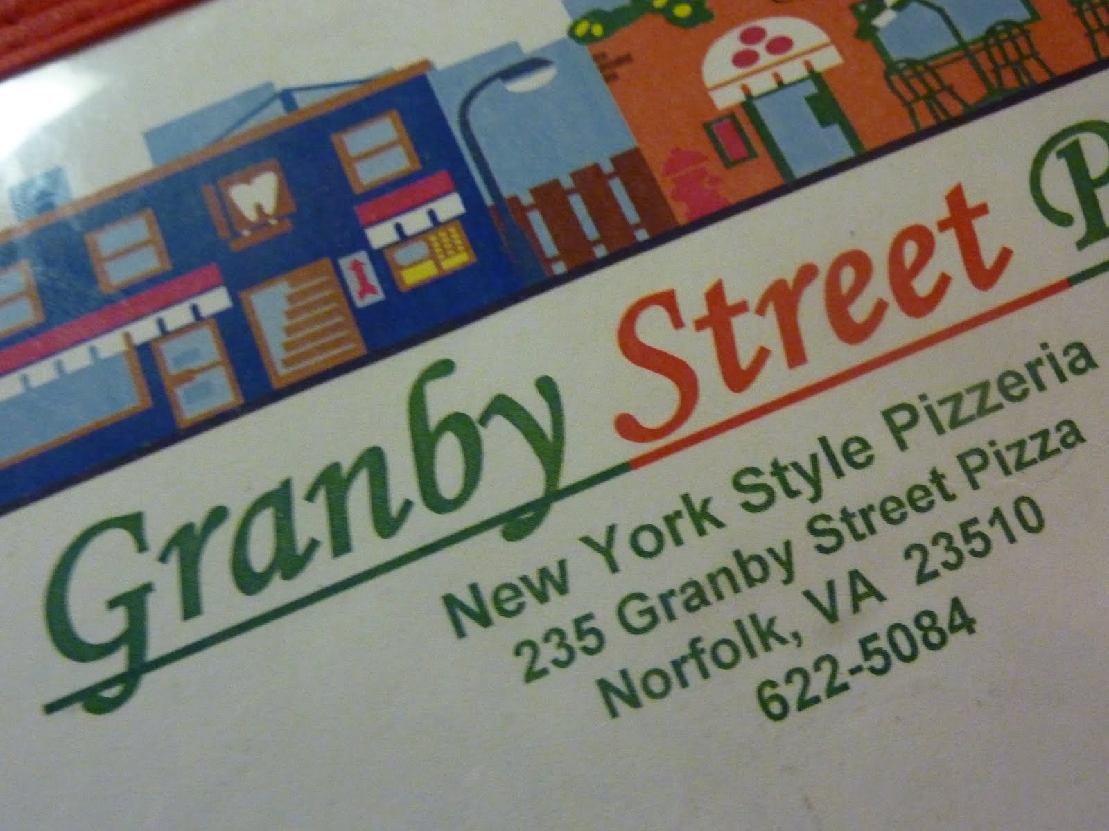 Granby pizza coupons