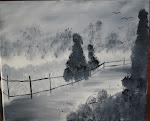 Misty Morning   Dec 07