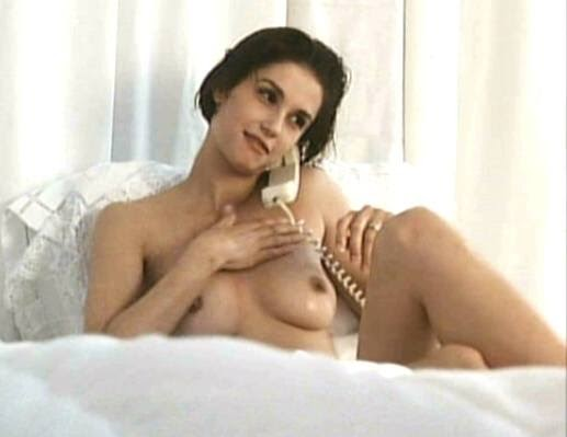 Alyssa milano nude in the outer limits movie scandalplanet 7