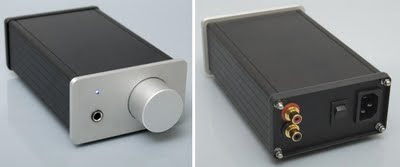 DIY Audiophile Headphone Amplifier