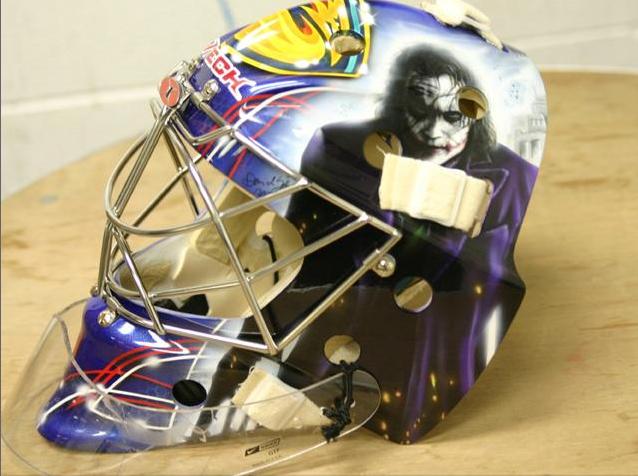 Kari Lehtonen Mask