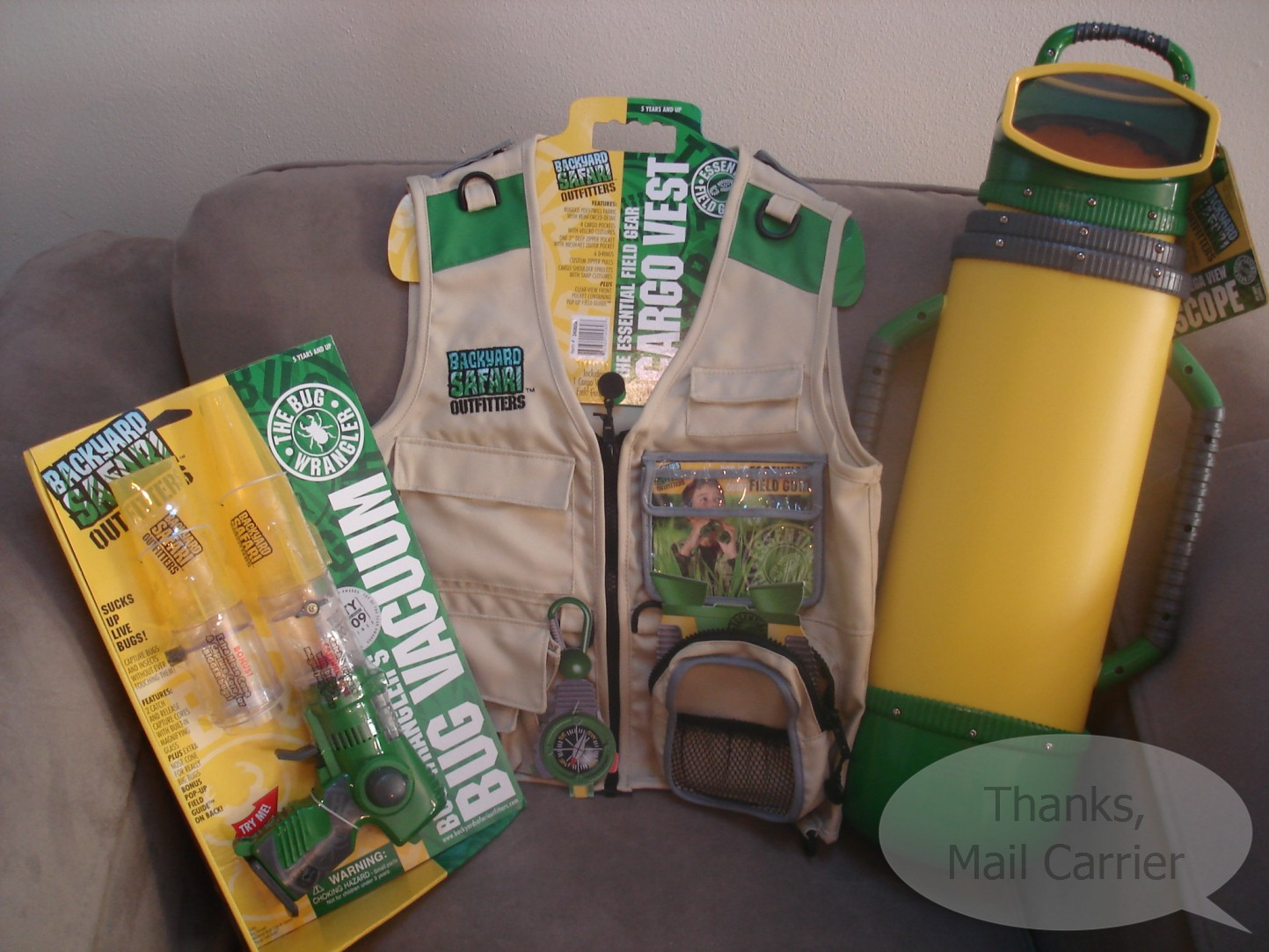 Backyard Safari Outfitters {Review} Outdoor Adventures Begin Here