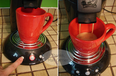Senseo Coffee Maker Blinking Red Light : Thanks, Mail Carrier: July 2010 Wisconsin Mom Blog Giveaways Sweepstakes Product Review ...