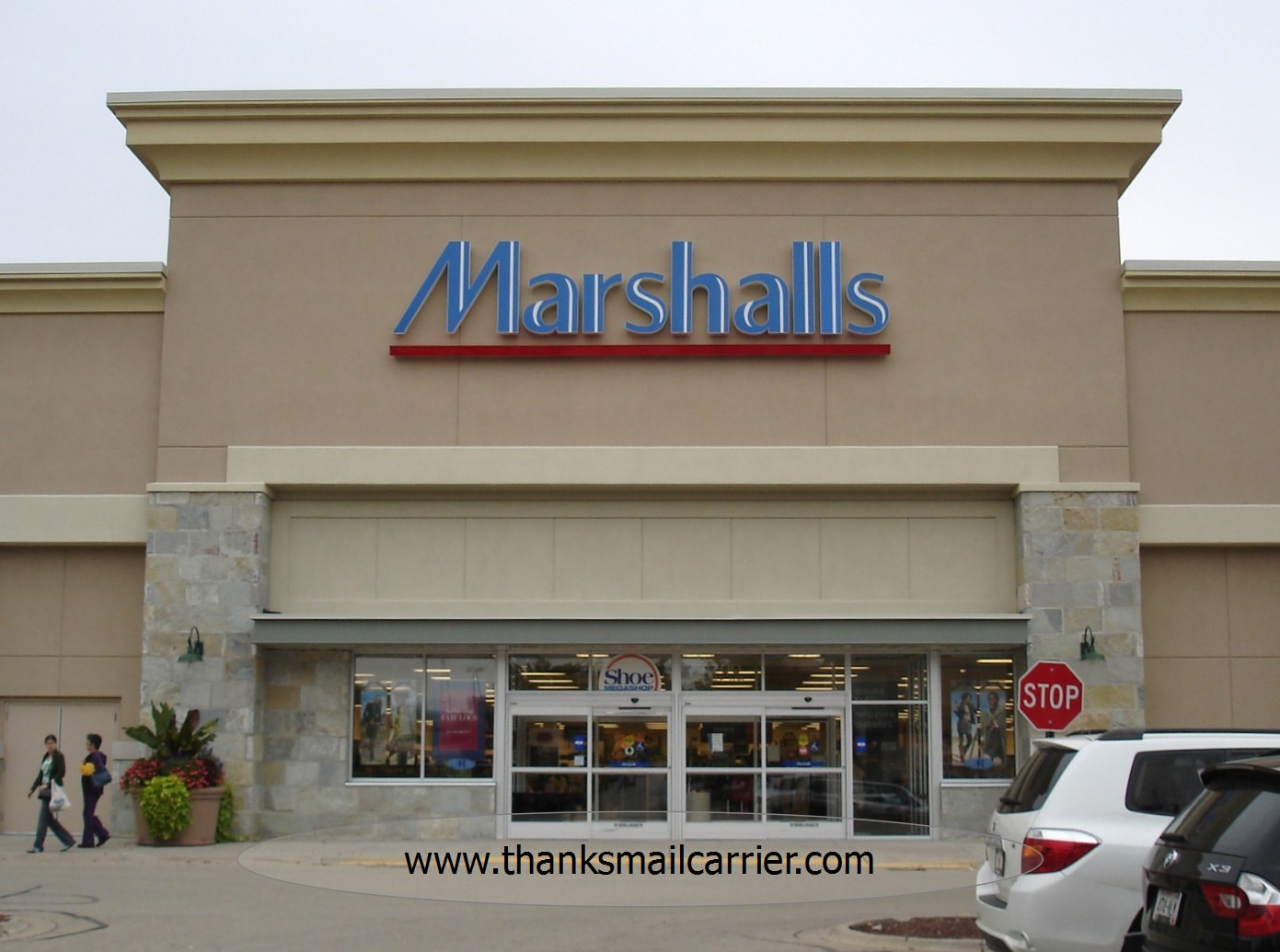 Marshall clothing store careers