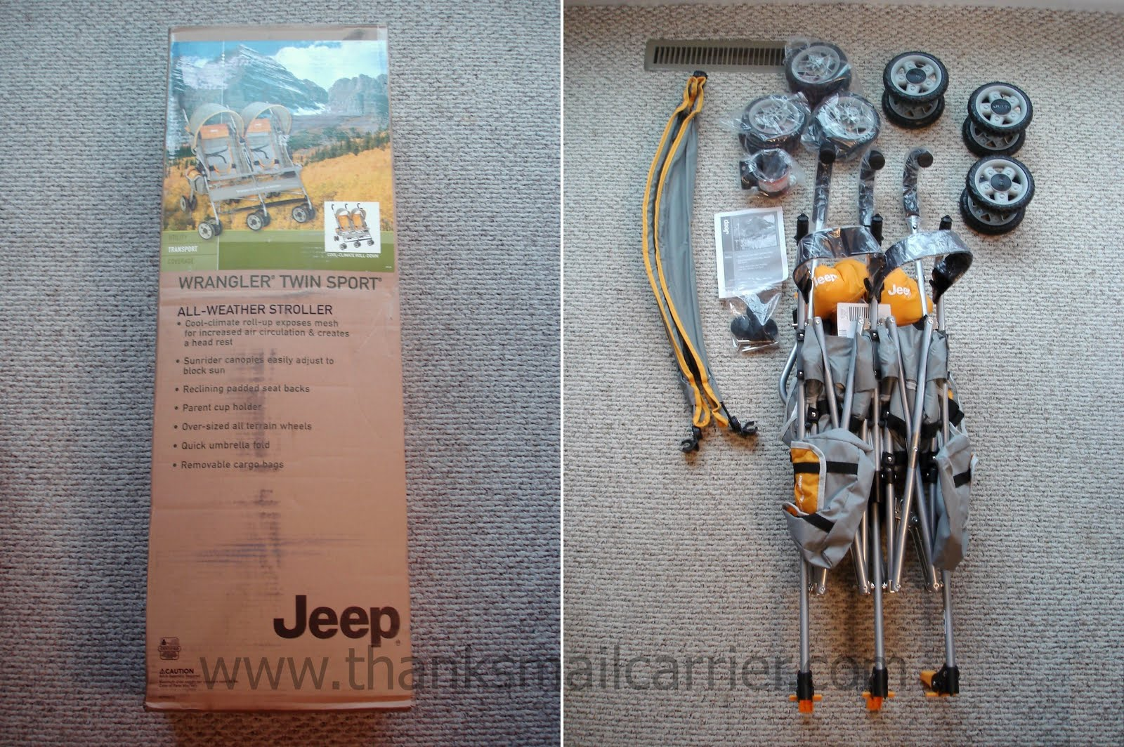 Jeep Wrangler Twin Sport