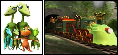 Dinosaur Train family