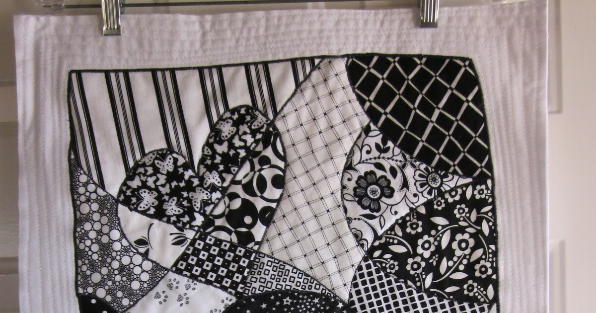 ~ Zany Quilter ~: Zentangle Quilt preview....