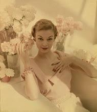 Vintage Vogue Paris 1950