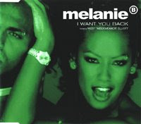 Melanie B feat. Missy Misdemeanor Elliott-1998-I want you back [Maxi Cd]