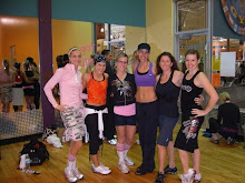 Golds Gym Aerobic Instructors - Love you Ladies!