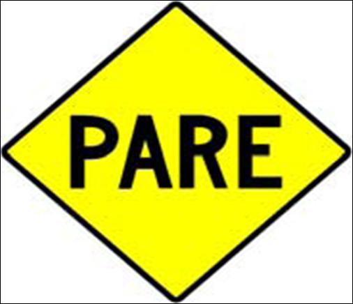 Normas Educativas de Seguridad Vial para Peatones: Señales de Transito