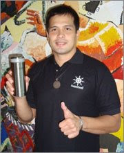 Alvin Patrimonio, The Legendary
