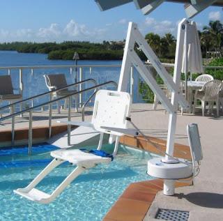 PAL pool lifts