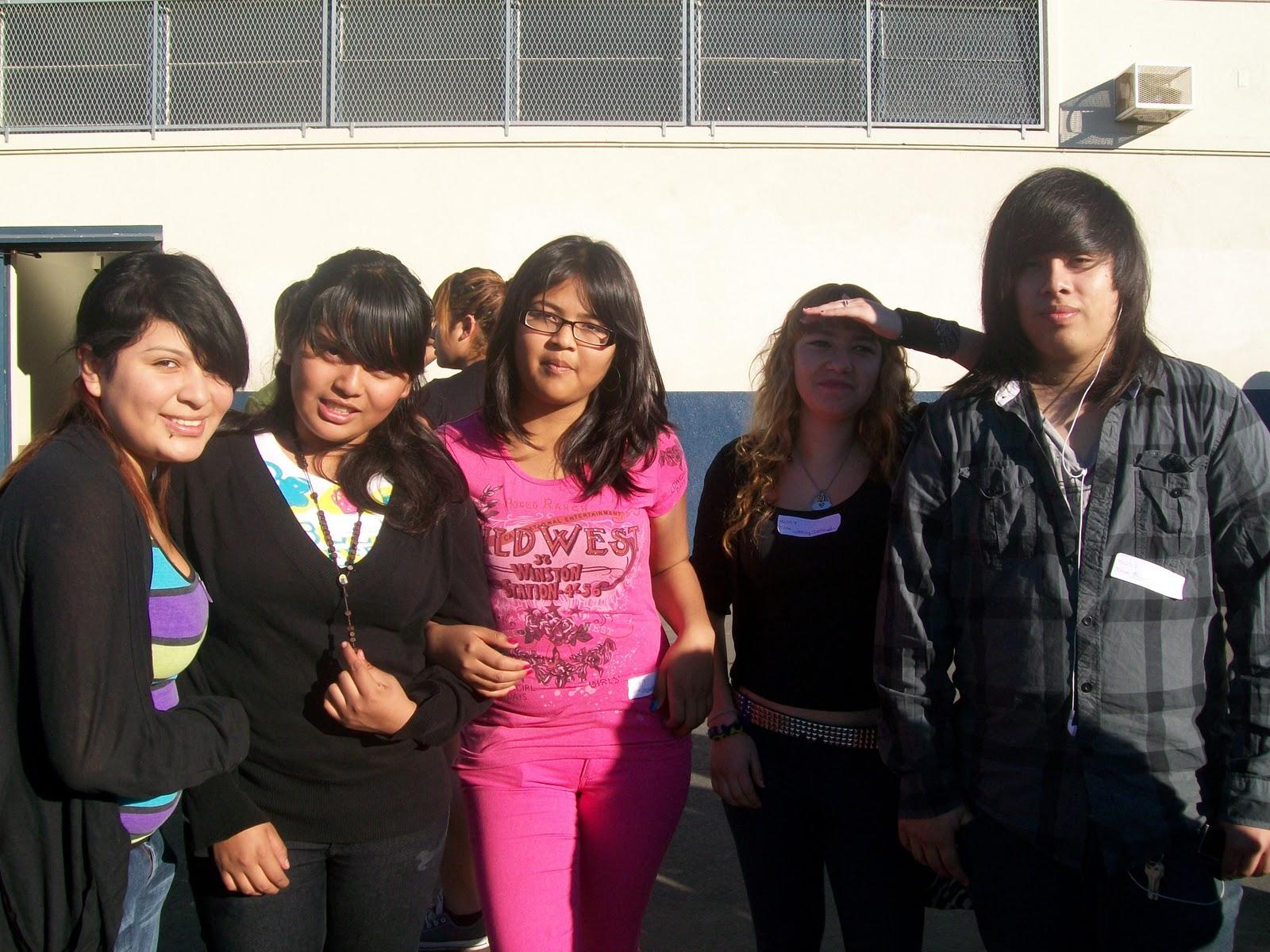 Santee Interact Club: January 2011