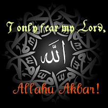Allah's our Lord.