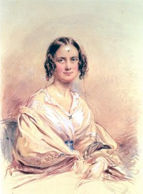 Emma Wedgwood, esposa de Charles Darwin. Créditos: Darwin Online.