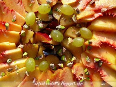 3 Yazın Son Meyveleri ve Nektarinli Tart
