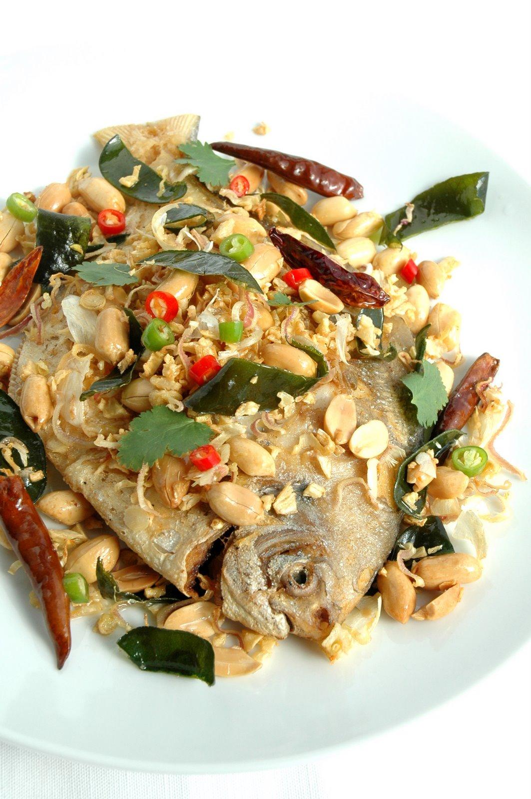 Bonbini Eat Whole Fish