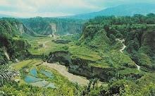 NGARAI SIANOK, jeram lembah yang berada di perbatasan Bukitinggi