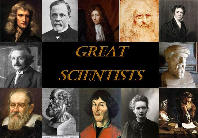 Great Scientists Series
