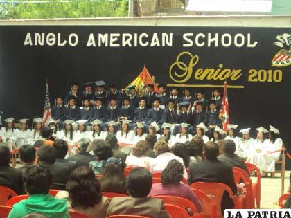 Unibol: Colegios privados de Bolivia