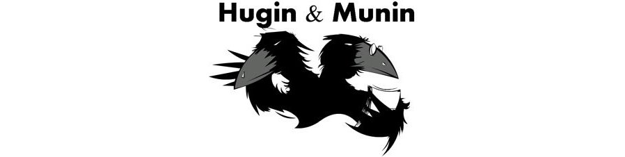 Hugin &amp; Munin