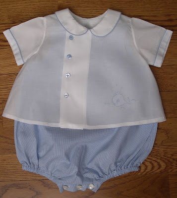 The Old Fashioned Baby Sewing Room Baby s Summer Clothes