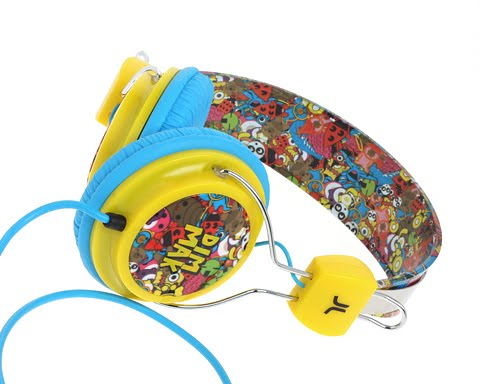 MY WESC HEADPHONES