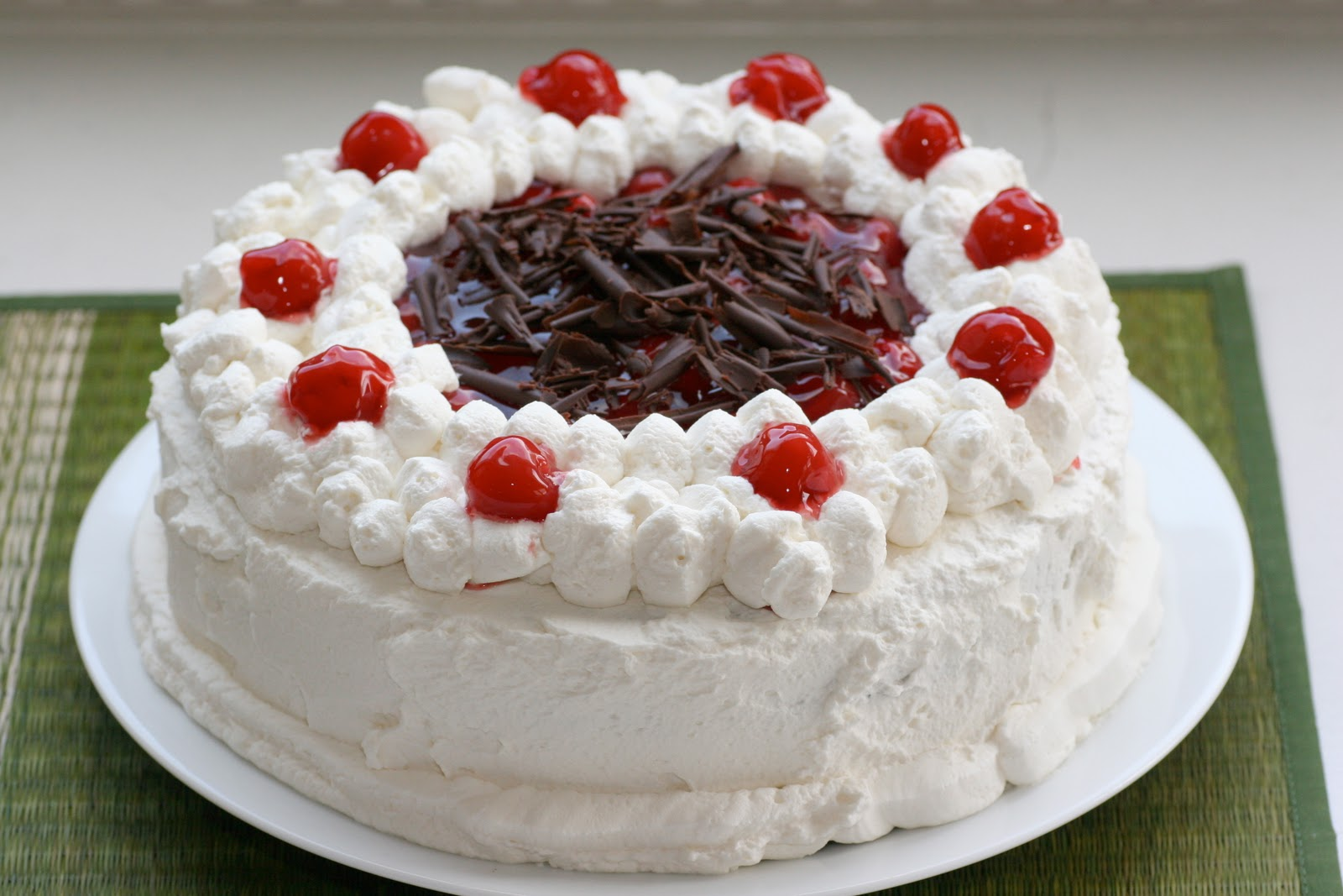 Gullo Goodies Black Forest Cake