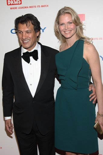 Times square gossip the stars shine at dkms 4th annual gala for Shirin von wulffen age