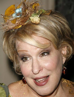 bette midler gay marriage. Singing star Bette Midler is blaming the U.S ...