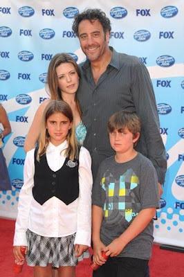 Brad Garrett With FamilyBrad Garrett Family