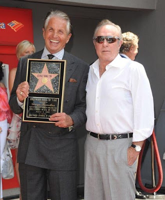 George Hamilton And James Caan
