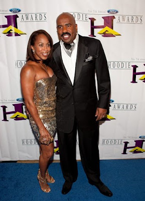 Marjorie And Steve Harvey
