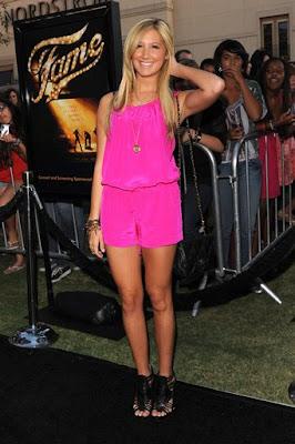 AshleyTisdale - AshLey'Le moda