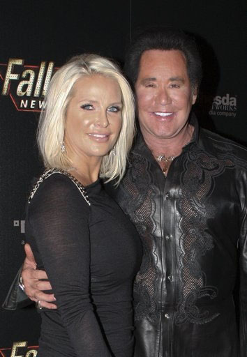 Wayne Newton And Wife