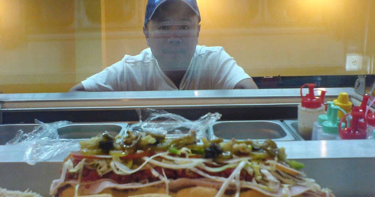 FAT BOY SUB & SANDWICH...Open!
