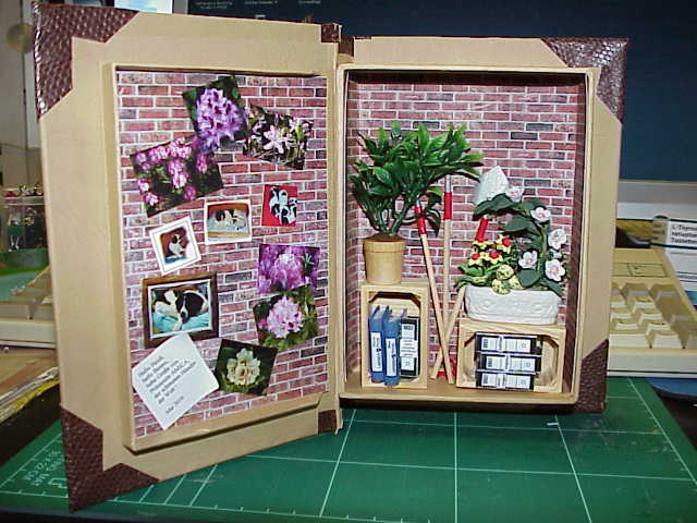 amica miniaturen in 1 12 amicas geschenk f r ihre oma. Black Bedroom Furniture Sets. Home Design Ideas