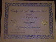 Certificate of Appreciation 2006