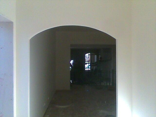 الغرفه كلها من الجبسون اسقف وحوائط
