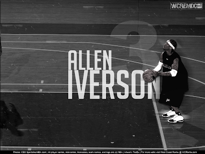allen iverson wallpapers. Wallpaper: Allen Iverson Wallpapers #19. Resolution: 1024x768. Size: 644 KB
