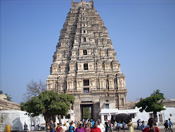 The Virupaksha Temple